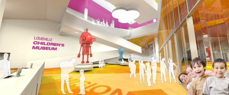 perspectiva interioara concurs arhitectura muzeul copiilor