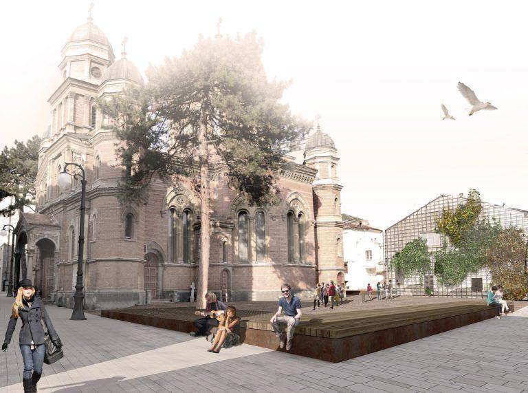 randare concurs urbanism piata sfantul ilie craiova