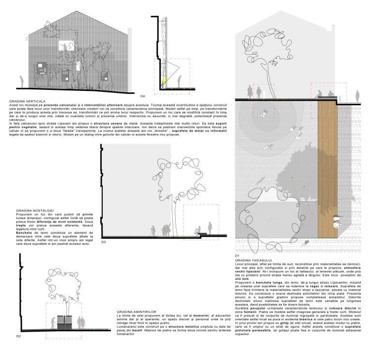 concept concurs urbanism piata sfantul ilie craiova