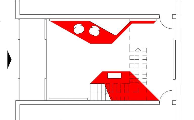 plan takata showroom automotive design