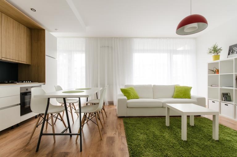 apartament luminos