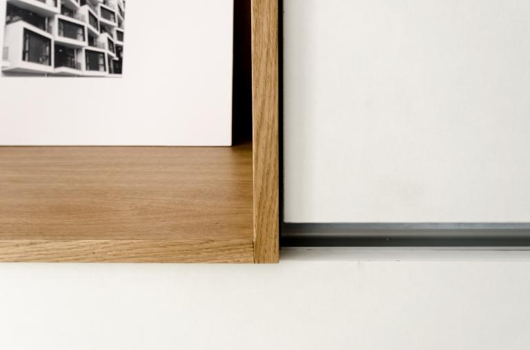 detaliu amenajare minimalista