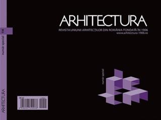 revista arhitectura numar special tm