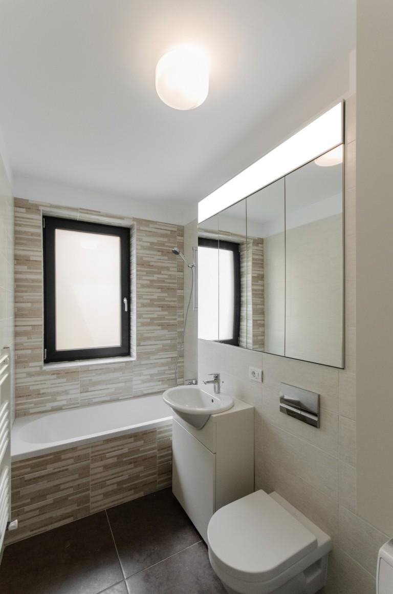 baie amenajare minimalista